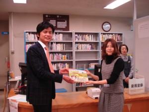 京橋図書館